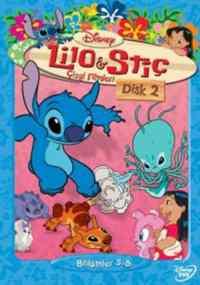 Lilo & Stiç Çizgi filmleri Disc - 2