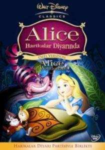 Disney Alis Harikalar Diyarında