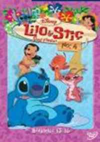 Lilo & Stiç Çizgi Filmleri No:4