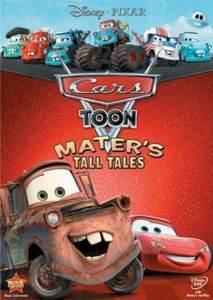 Arabalar Çizgi Filmleri Mater'in Abartılı Hikayeleri