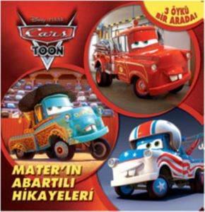 Arabalar Mater'in Abartılı Hikayeleri