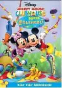 Mickey Mouse-Süper Eğlenceli Maceralar (Dvd)