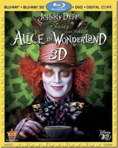 Alis Harikalar Diyarında 3D