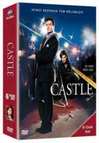 Castle 2. Sezonun Tüm Bölümleri 6DVD