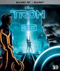 Tron Efsanesi 3D