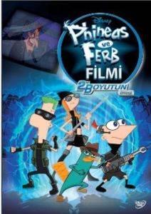 Phineas ve Ferb Filmi: 2 Boyutun Ötesi