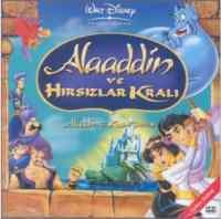 Alaaddin ve Hırsızlar Kralı (Vcd)