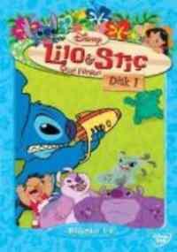 Lilo ve Stich Çizgi Filmleri No.1 Bölüm 1-4
