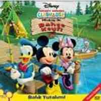 Mickey Mause Clubhouse / Mickey ile Bahçe Keyfi - Balık Tutalım mı?