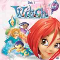 Witch Disk 1