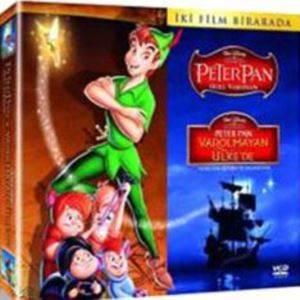 Peter Pan İki Film Bir Arada (VCD)