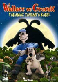 Wallace Ve Gromit Yaramaz Tavşana  Karşı (DVD)