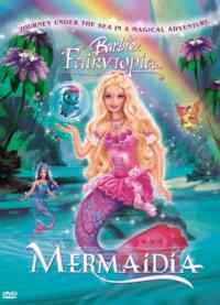 Barbie Fairytopia Mermaidia VCD