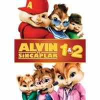 Alvin ve Sincaplar 1 & 2 - VCD