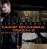 Takip İstanbul  - Taken 2 (VCD)