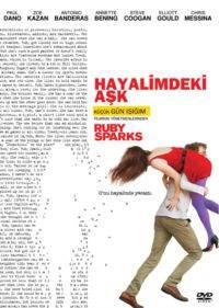 Hayalimdeki Aşk - Ruby Sparks (VCD)
