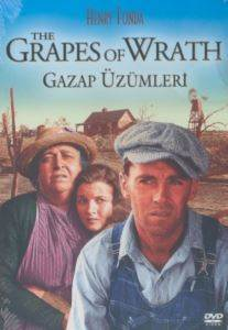 Gazap Üzümleri (The Grapes Of Wrath) Dvd