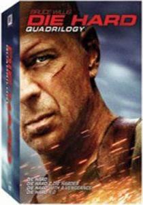Die Hard Quadriology Set - Zor Ölüm (DVD)