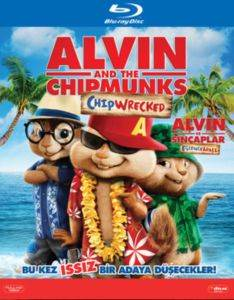 Alvin ve Sincaplar (Blu-ray)