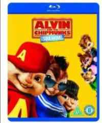 Alvin ve Sincaplar 2 (Blu-Ray)