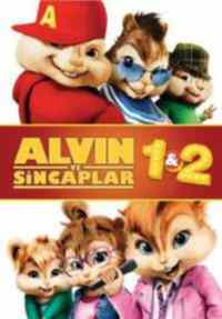 Alvin ve Sincaplar 1 & 2 Box Set - DVD