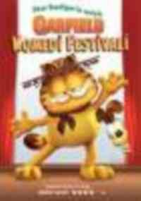 Garfield Komedi Festivali - DVD