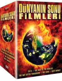 Dünyanın Sonu Filmleri (DVD)