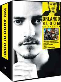 Orlando Bloom Collection (DVD)