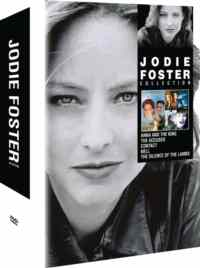 Jodie Foster Collection (DVD)