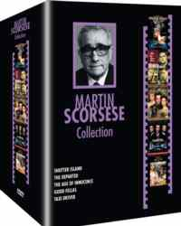 Martin Scorsese Collection (DVD)