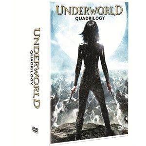 Under World Quadrilogy (DVD)