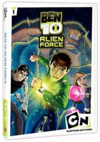 Ben 10 Alien Force Sezon 1