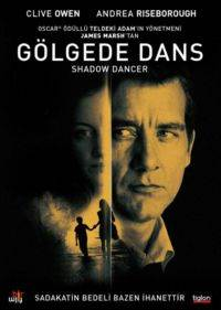 Gölgede Dans - Shadow Dancer (VCD)