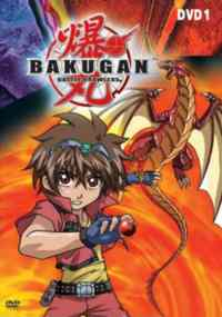 Bakugan Dvd 1