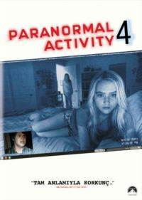 Paranormal Activity 4 (VCD)
