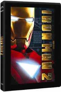 Iron Man 2 - 2 Disk Özel Metal Kutu