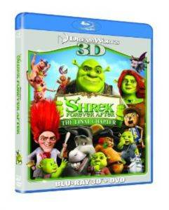 Shrek Forever After The Final Chapter 3D
