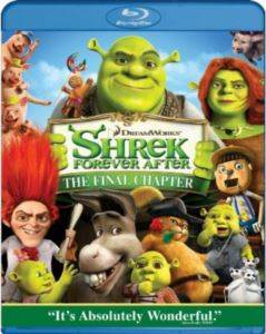 Shrek 3D (Blu-Ray)