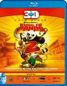 Kung Fu Panda 3D (Blu-Ray)
