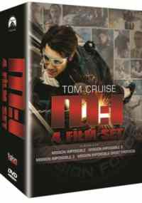 Mission: Impossible (4 Film Box Set)