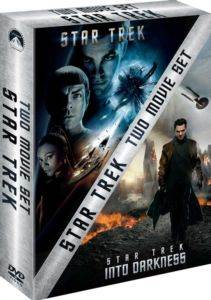 Star Trek 2 Film Özel Set DVD