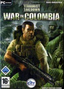 War In Colombia Terrorist Takedown