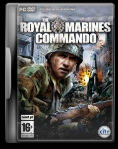 The Royal Marines Commando