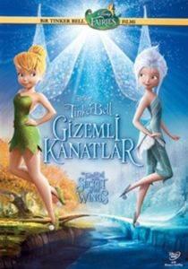 Tinker Bell Gizemli Kanatlar DVD
