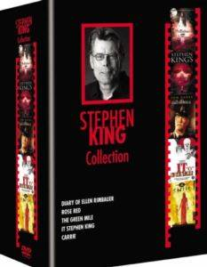 Stephen King Collection (5 DVD)