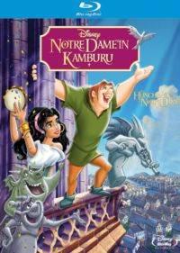 Notre Dame'ın Kamburu - Hunchback Of Notre Dame (Blu Ray)