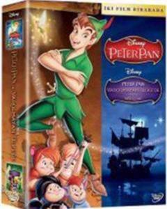 Peter Pan Varolmayan Ülkede (DVD) İki Film Birarada