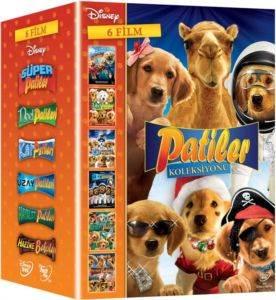 Patiler Box Seti - Buddies Collection