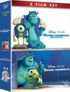 Sevimli Canavarlar Box Set (DVD)