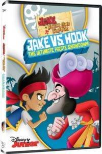 Jake ve Varolmayan Ülkenin Korsanları: Jake Kaptan Hook'a Karşı